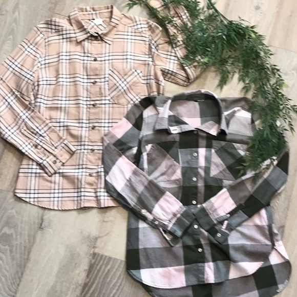 MAD FOR PLAID, 2 FOR $29